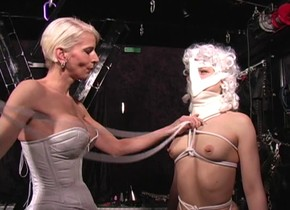 Domina Files #11: Mistress Brigitte More Scene 2